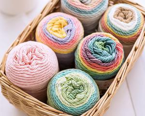 Rainbow Cotton Yarn | Arts & Crafts for sale in Ogun State, Sagamu