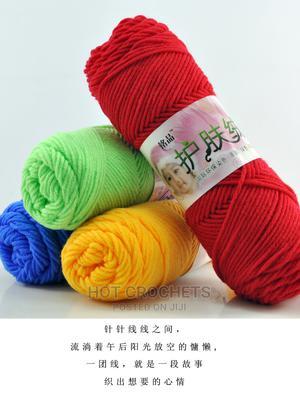 Milk Cotton Yarn | Arts & Crafts for sale in Ogun State, Sagamu