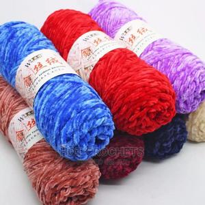 Golden Velvet Wool | Arts & Crafts for sale in Ogun State, Sagamu