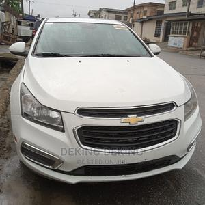 Chevrolet Cruze 2015 White | Cars for sale in Lagos State, Gbagada