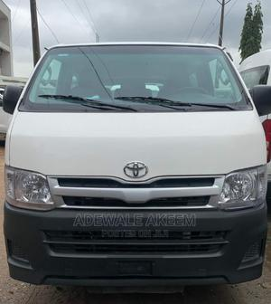White Toyota Hiace Bus for Sale | Buses & Microbuses for sale in Sokoto State, Illela