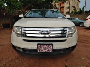 Ford Edge 2009 White   Cars for sale in Lagos State, Ikorodu