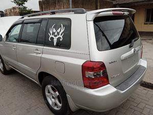 Toyota Highlander 2004 Limited V6 4x4 Gold | Cars for sale in Lagos State, Surulere