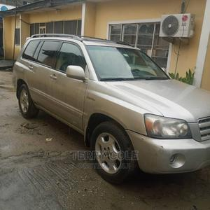 Toyota Highlander 2006 Silver | Cars for sale in Rivers State, Port-Harcourt