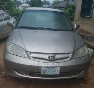 Honda Civic 2004 1.6i LS Automatic Gold   Cars for sale in Abia State, Aba North