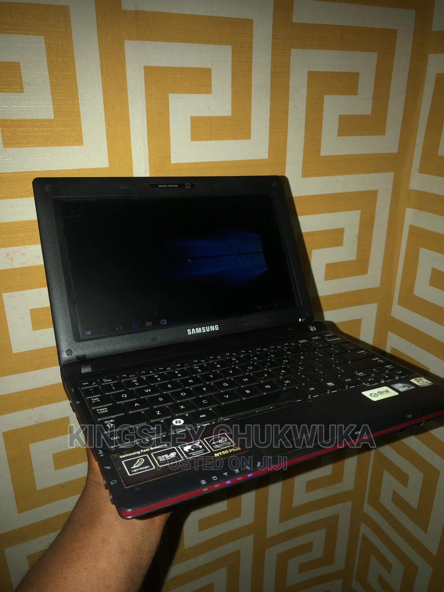 Laptop Samsung N150 2GB Intel Atom HDD 72GB