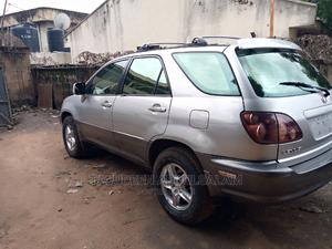 Lexus RX 2003 300 4WD Silver | Cars for sale in Kwara State, Ilorin West