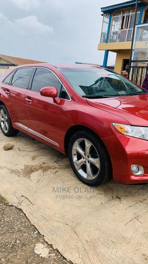 Toyota Venza 2010 V6 AWD Red   Cars for sale in Oyo State, Ibadan