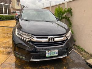Honda CR-V 2018 EX-L AWD Black | Cars for sale in Lagos State, Lekki