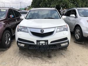 Acura MDX 2010 White | Cars for sale in Lagos State, Amuwo-Odofin
