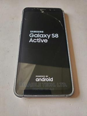 Samsung Galaxy S8 Active 64 GB Gray | Mobile Phones for sale in Lagos State, Oshodi