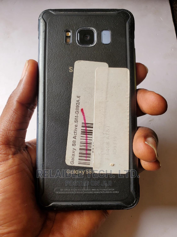 Archive: Samsung Galaxy S8 Active 64 GB Gray