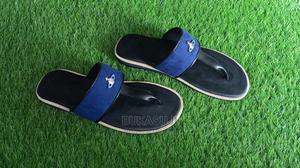Quality Blue Men Slippers | Shoes for sale in Enugu State, Enugu