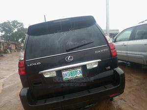 Lexus GX 2008 470 Black   Cars for sale in Lagos State, Ikeja