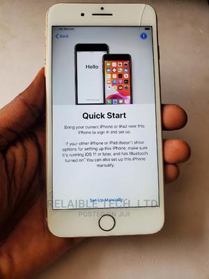 Apple iPhone 8 Plus 64 GB Gold | Mobile Phones for sale in Lagos State, Oshodi