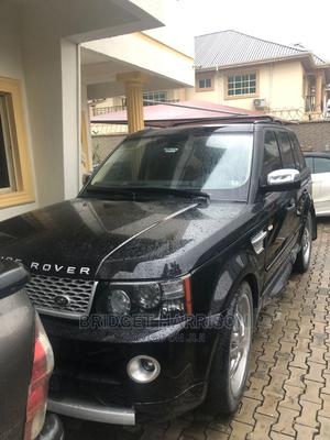 Land Rover Range Rover Sport 2009 Black | Cars for sale in Lagos State, Ajah