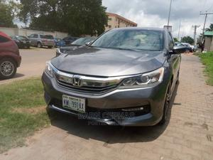 Honda Accord 2017 Gray   Cars for sale in Abuja (FCT) State, Central Business District