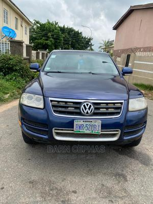 Volkswagen Touareg 2008 3.0 V6 TDi Blue   Cars for sale in Abuja (FCT) State, Central Business District
