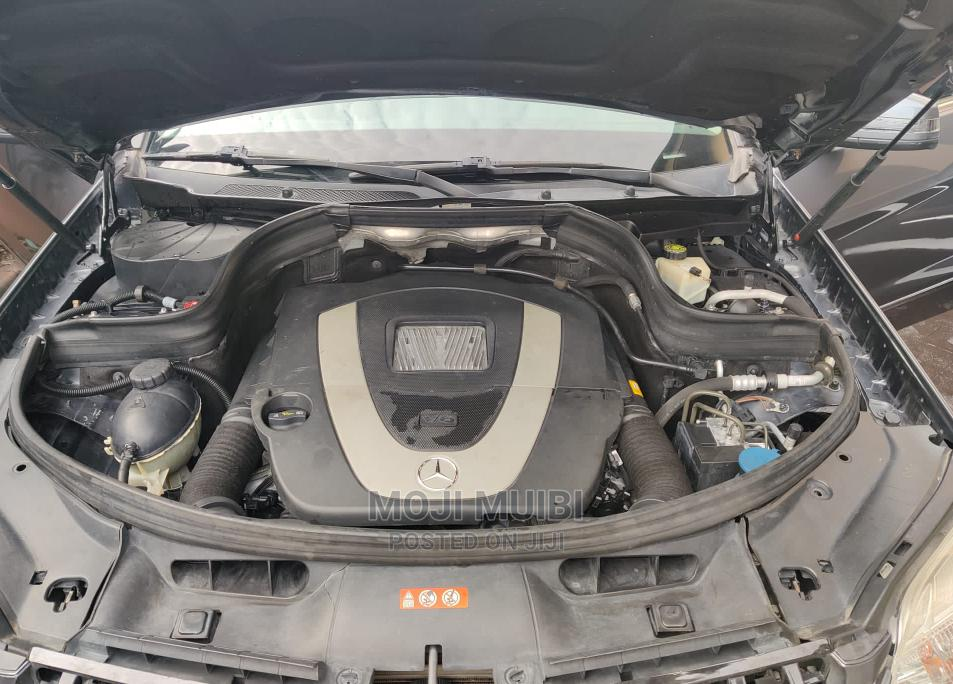 Archive: Mercedes-Benz GLK-Class 2009 Gray