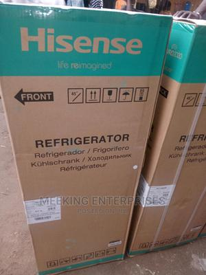 Hisense Double Door Refrigerator 182dr   Kitchen Appliances for sale in Lagos State, Ojo