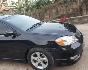 Toyota Corolla 2003 Sedan Automatic Black | Cars for sale in Abuja (FCT) State, Asokoro