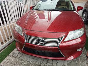 Lexus ES 2012 350 Red | Cars for sale in Lagos State, Ikeja