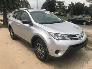 Toyota RAV4 2016 LE AWD (2.5L 4cyl 6A) Silver | Cars for sale in Lagos State, Ikeja