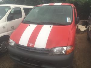 Toyota Hiace Short Chassis With Manual Gear | Buses & Microbuses for sale in Lagos State, Apapa