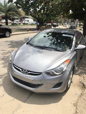 Hyundai Elantra 2013 Gray   Cars for sale in Lagos State, Amuwo-Odofin