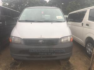 Toyota Hiace Long Chasis With Seats And Air Condition | Buses & Microbuses for sale in Lagos State, Apapa