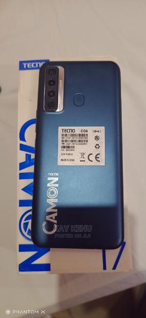 Tecno Camon 17 128 GB Blue   Mobile Phones for sale in Abuja (FCT) State, Wuse 2