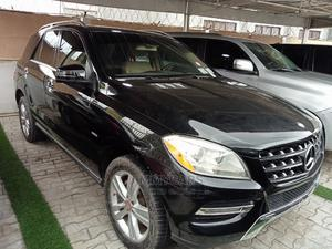 Mercedes-Benz M Class 2011 ML 350 4Matic Black | Cars for sale in Lagos State, Ikeja