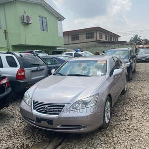 Lexus ES 2007 350 Silver | Cars for sale in Lagos State, Agege