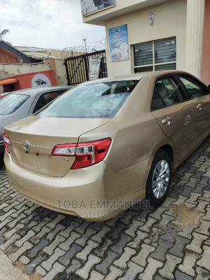 Toyota Camry 2013 Gold | Cars for sale in Oyo State, Oluyole