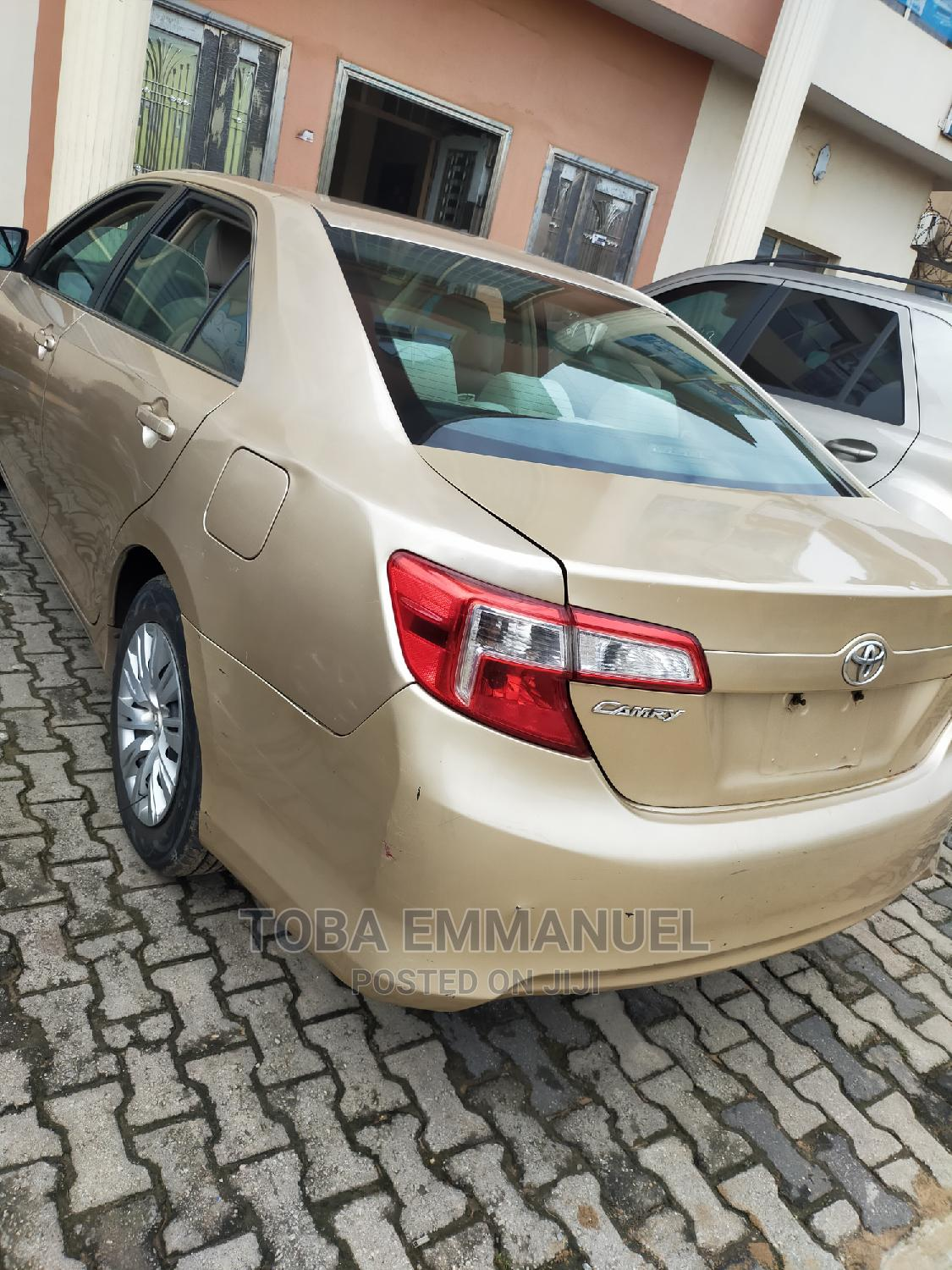 Toyota Camry 2013 Gold | Cars for sale in Oluyole, Oyo State, Nigeria