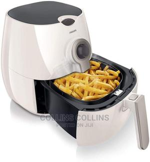 Philips Viva Collection Air Fryer, White - HD9225/50   Kitchen Appliances for sale in Lagos State, Ojo