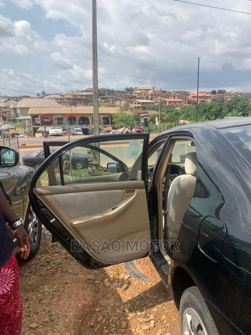 Toyota Corolla 2005 LE Black   Cars for sale in Ibadan, Oyo State, Nigeria