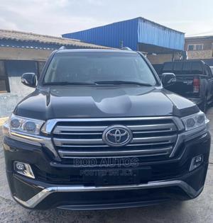 Toyota Land Cruiser 2016 4.6 V8 VXR Black | Cars for sale in Lagos State, Ogba