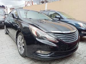 Hyundai Sonata 2010 Black | Cars for sale in Lagos State, Ikeja