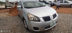 Pontiac Vibe 2008 Silver | Cars for sale in Abuja (FCT) State, Kubwa