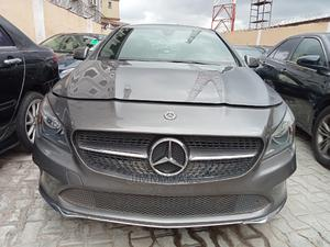 Mercedes-Benz CLA-Class 2017 Gray | Cars for sale in Lagos State, Ikeja