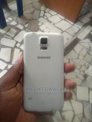 Samsung Galaxy S5 16 GB White   Mobile Phones for sale in Rivers State, Obio-Akpor