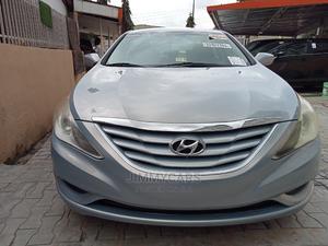 Hyundai Sonata 2010 Blue | Cars for sale in Lagos State, Ikeja