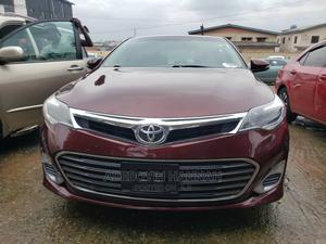 Toyota Avalon 2014 Burgandy | Cars for sale in Lagos State, Magodo