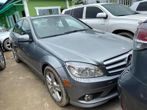 Mercedes-Benz C300 2010 Gray | Cars for sale in Lagos State, Ikeja