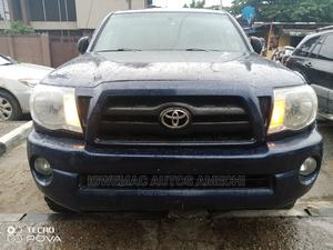 Toyota Tacoma 2007 PreRunner Access Blue | Cars for sale in Lagos State, Amuwo-Odofin
