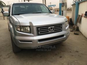 Honda Ridgeline 2006 RTL Silver | Cars for sale in Oyo State, Ibadan