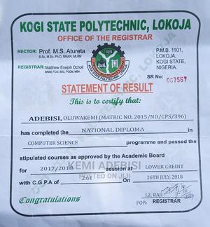 Customer Service CV   Customer Service CVs for sale in Kogi State, Lokoja