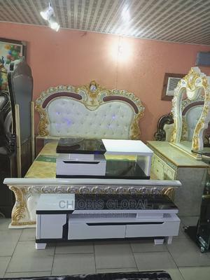 Executive Royal Bed With Bedside Drawer   Furniture for sale in Lagos State, Ikeja