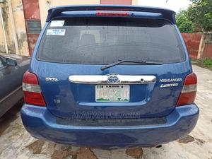 Toyota Highlander 2006 Limited V6 4x4 Blue | Cars for sale in Ondo State, Akure